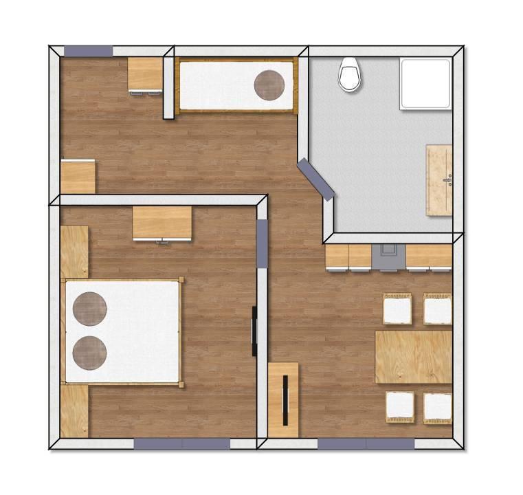 Brandhof Ischgl Appartements